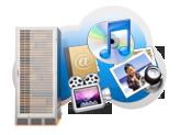 Serialbits Webspace und Hosting