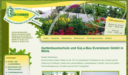 Landschaftsbau Eversmann GmbH