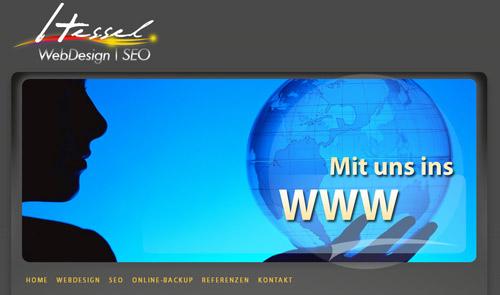 Hessel-Webdesign