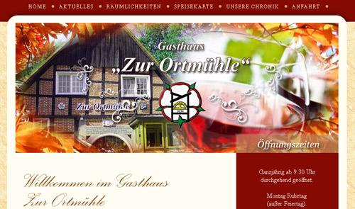 Gasthaus Zur Ortm�hle