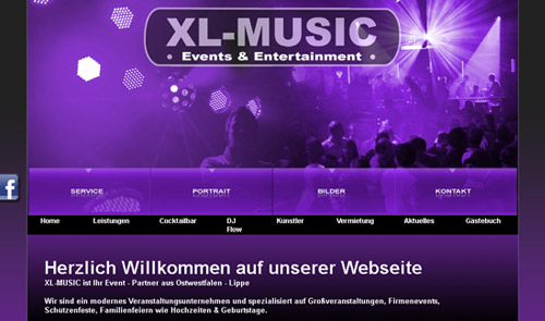 XL MUSIC - Mobile Disco & Events